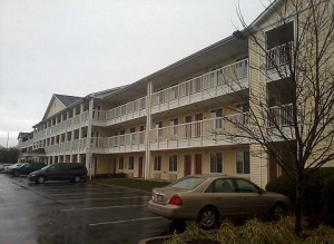 An Extended Stay America hotel