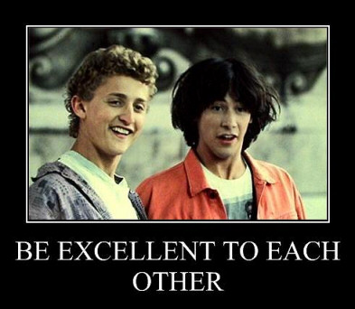 Bill Ted Excellent Adventure