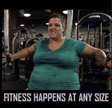 Fitness Happens